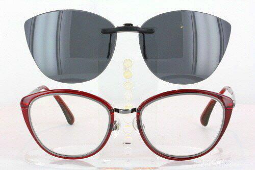 f824a65ffa Chanel 2172-50X19 Polarized Clip-On Sunglasses
