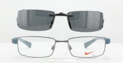 33626e26c2 NIKE 8162-53X17-TAB Polarized Clip-On Sunglasses