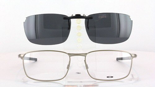 djpnj Oakley Prescription Rx Sunglasses Clip-On: OK-BARRELHOUSE-OX3173-52X17