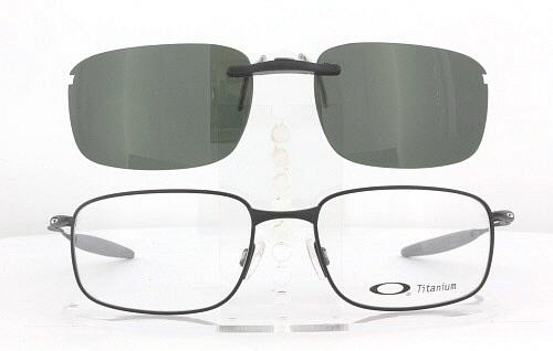 qnjhp Oakley Prescription Rx Sunglasses Clip-On: OK-CHIEFTAIN-OX5072-55X18-F