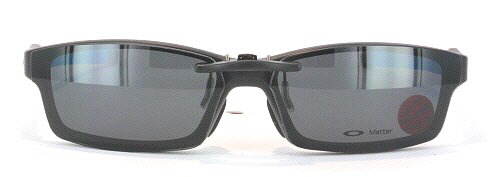 1091b4cee3fa7 Custom made for Oakley prescription Rx eyeglasses  Oakley CROSSLINK-OX8029-56X17  Polarized Clip-On Sunglasses