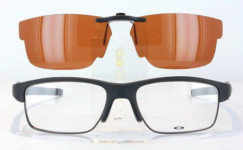 ensimmäinen katsaus hyvä laatu halvin hinta Custom Made for Oakley Crosslink Switch OX3150-56X18 Polarized Clip-On  Sunglasses (Eyeglasses Not Included)