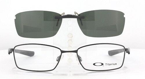 does oakley do prescription sunglasses ubik  Compatible with Oakley WINGSPAN-OX5040-53X17-F Polarized Clip-On Sunglasses