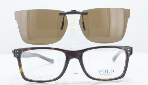 Polarized 2057 Clip Polo Sunglasses On Ralph 53x18 Lauren 8n0XwOkP