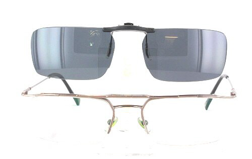 ray ban rx 6121 frame and clip-on