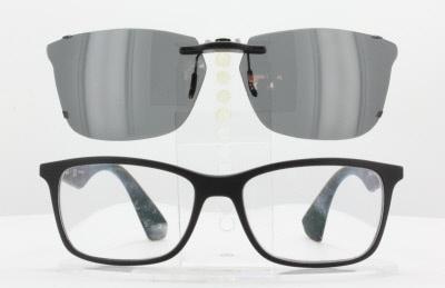 Sunglasses Tab  ray ban prescription rx sunglasses clip on rb rb7047 58x17 tab